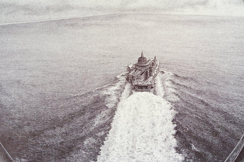"""Seastead"" | By Ethan Murrow"