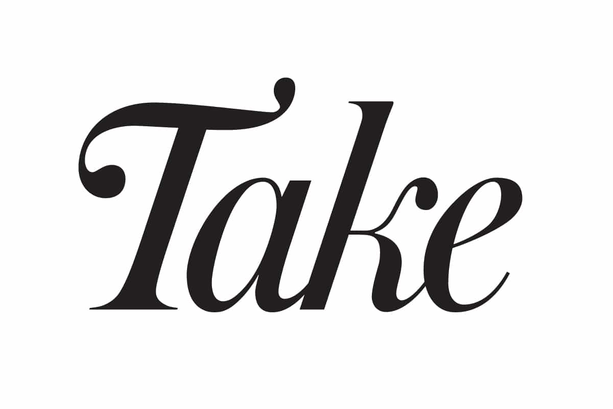 A goodbye from Take Magazine