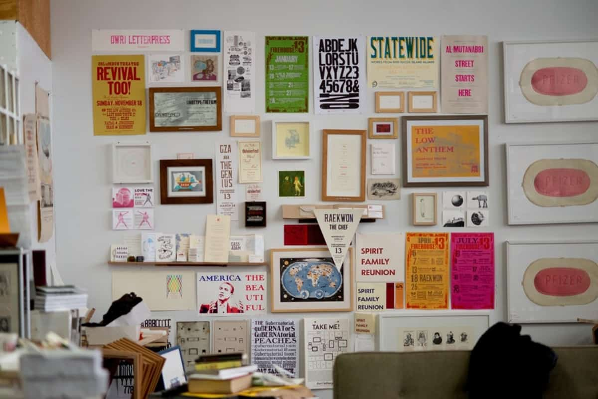 Catching up with DWRI Letterpress