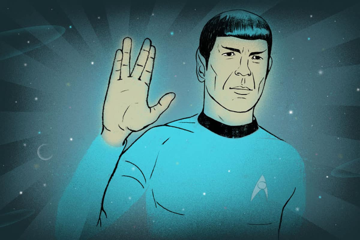Live Long and Prosper by Edel Rodriguez