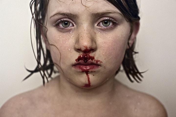 Flesh and Blood, 2012 photo by Jesse Burke