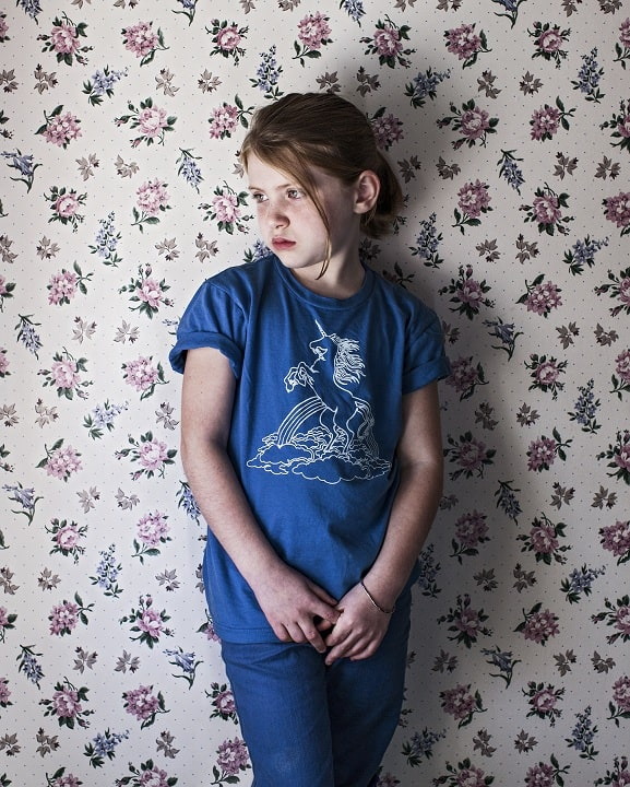 In A Young Girl's Mind, 2013 photo by Jesse Burke