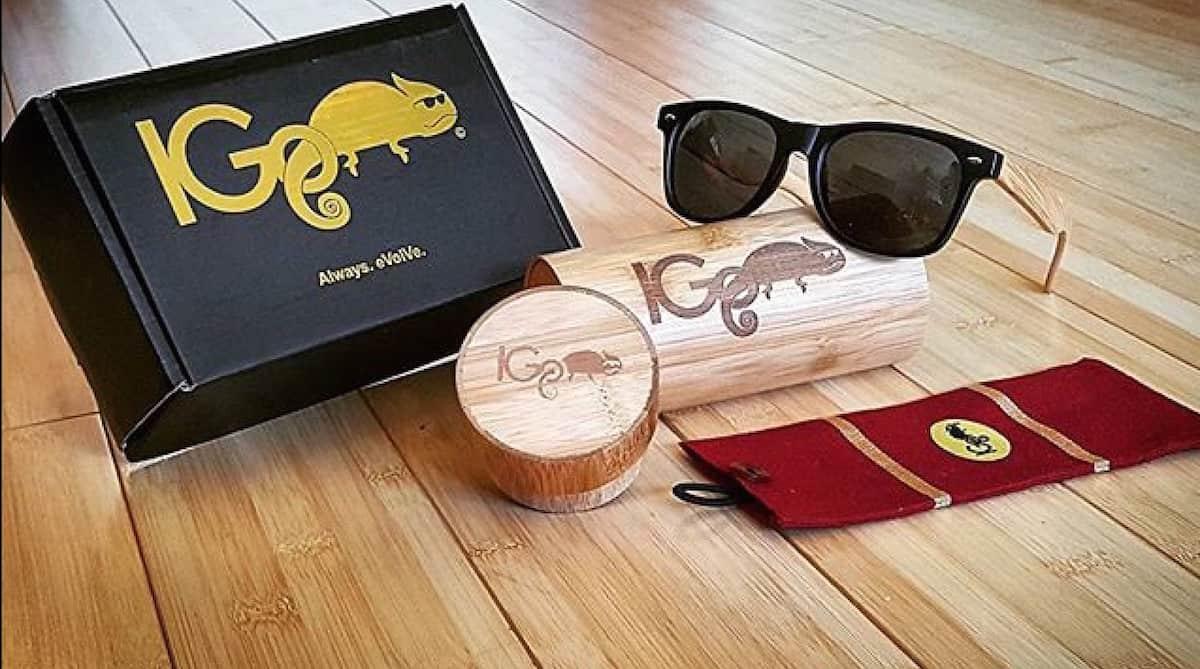 Eyewear - Bwiza in Wenge Wood $105
