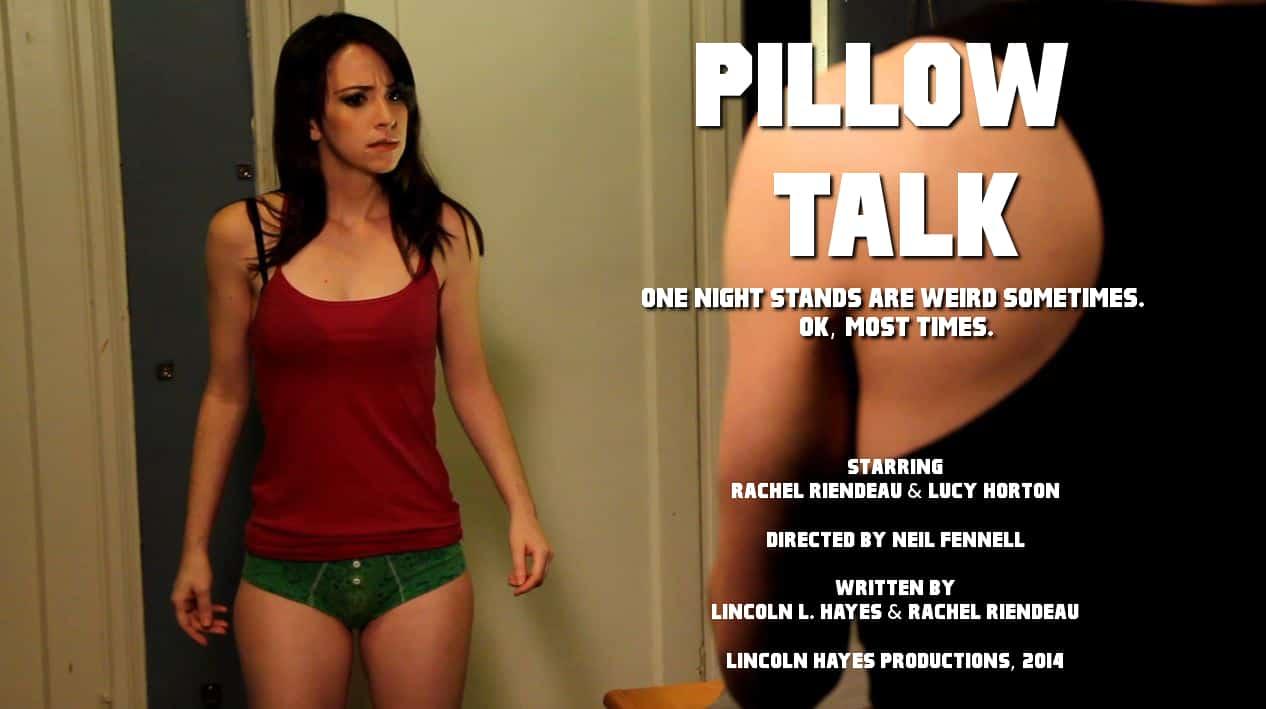 """Pillow Talk"" (2015) movie poster | Photo courtesy New England Film website"