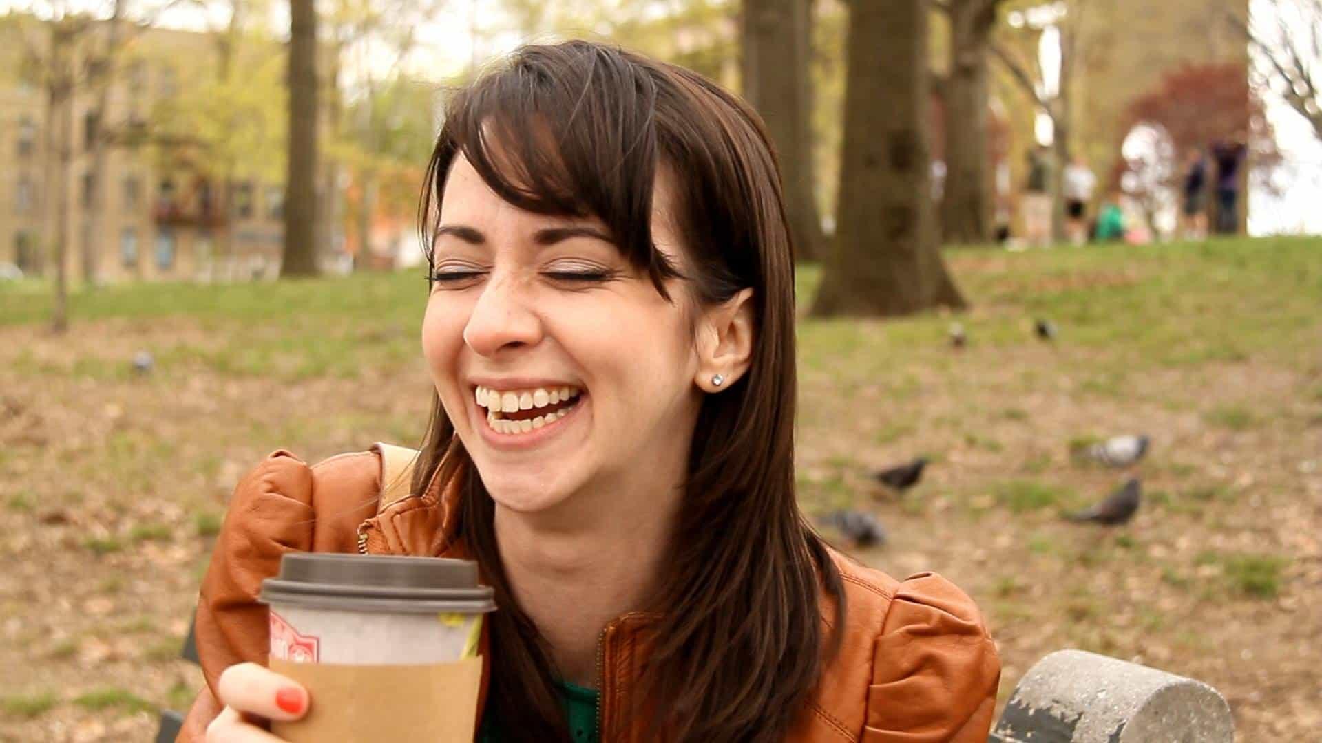 "Co-Writer Rachel Riendeau as Sophie in ""Pillow Talk"" | Photo courtesy New England Film website"