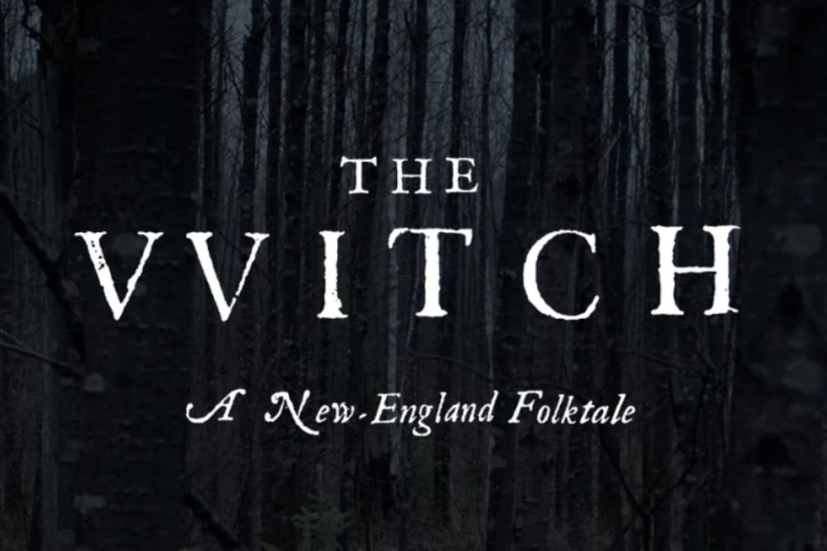 "Watch: Robert Eggers ""The VVitch"""