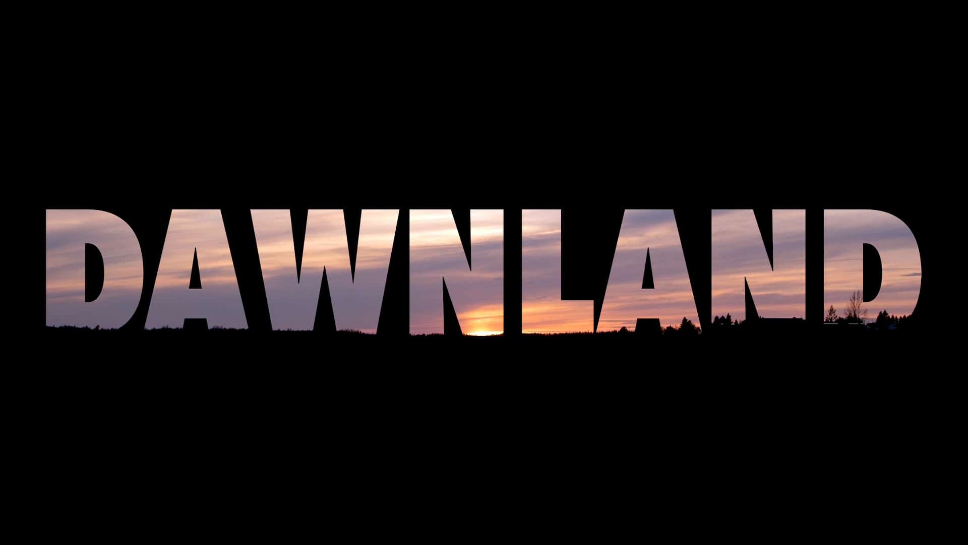 Dawnland 2018 poster
