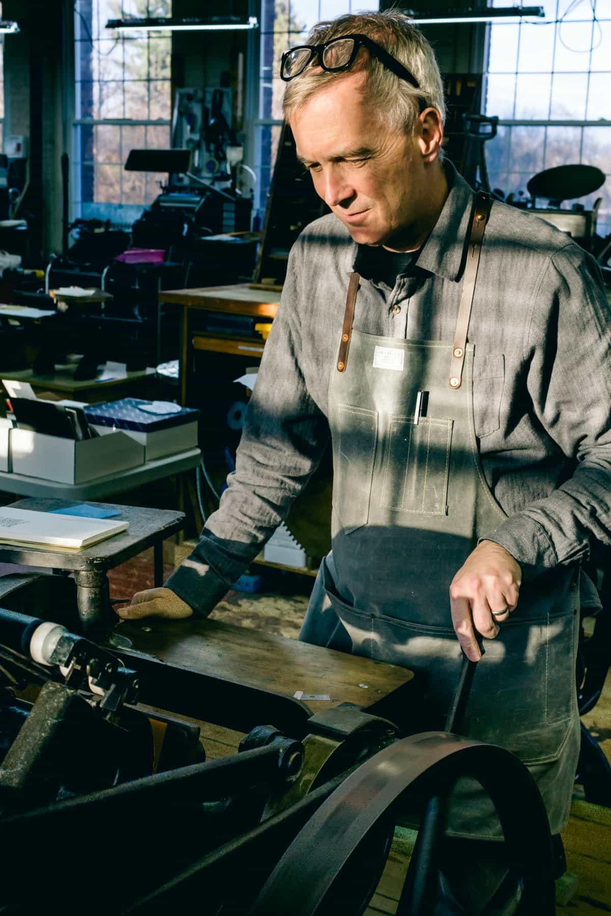 Bill Muller, Big Wheel Press