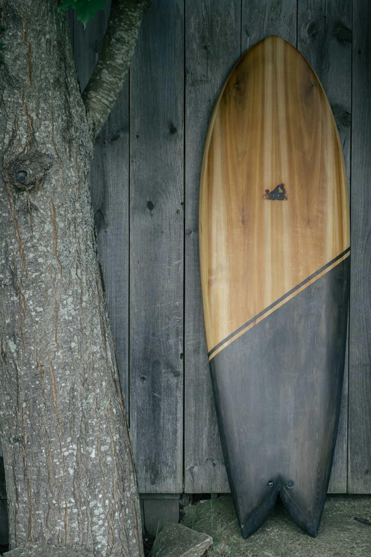 Waka board by Nick Lavecchia