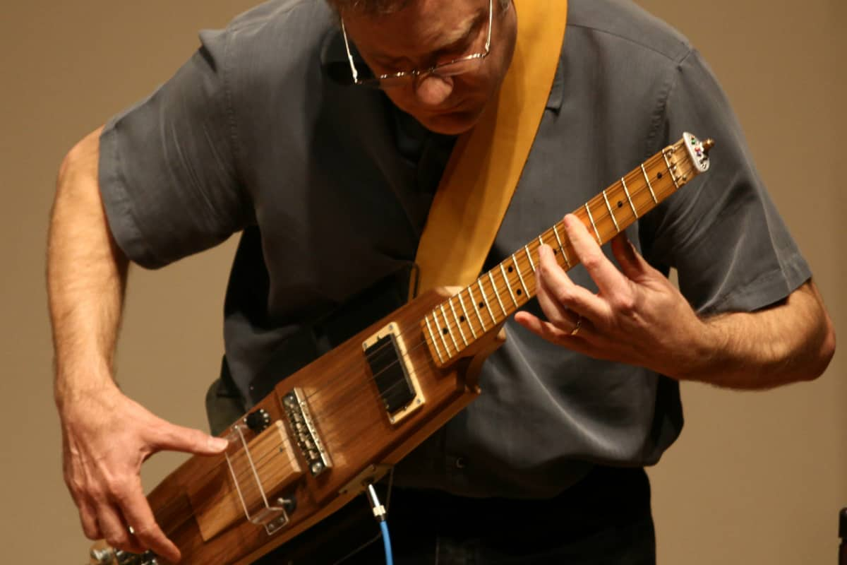 David Kontak and His Experimental Instruments
