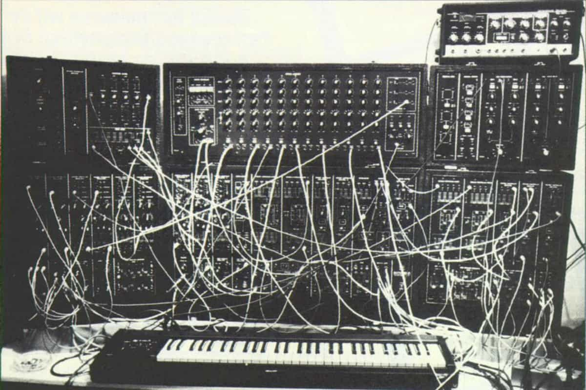 Did You Know? New England's Online Synth Museum