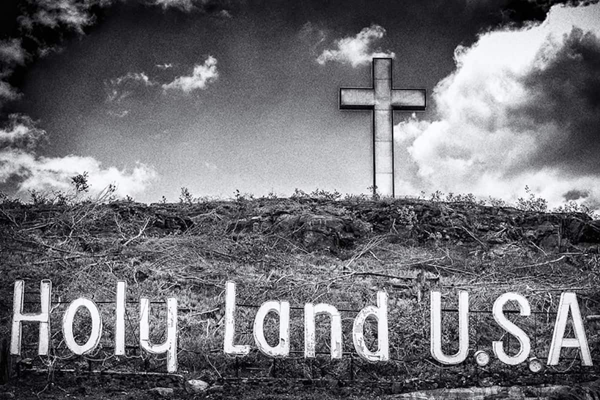 Did You Know? Holy Land USA