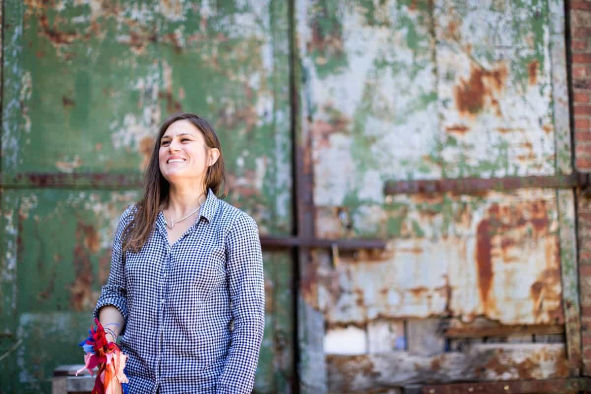 Abby Monack | Photo by Tim Ireland
