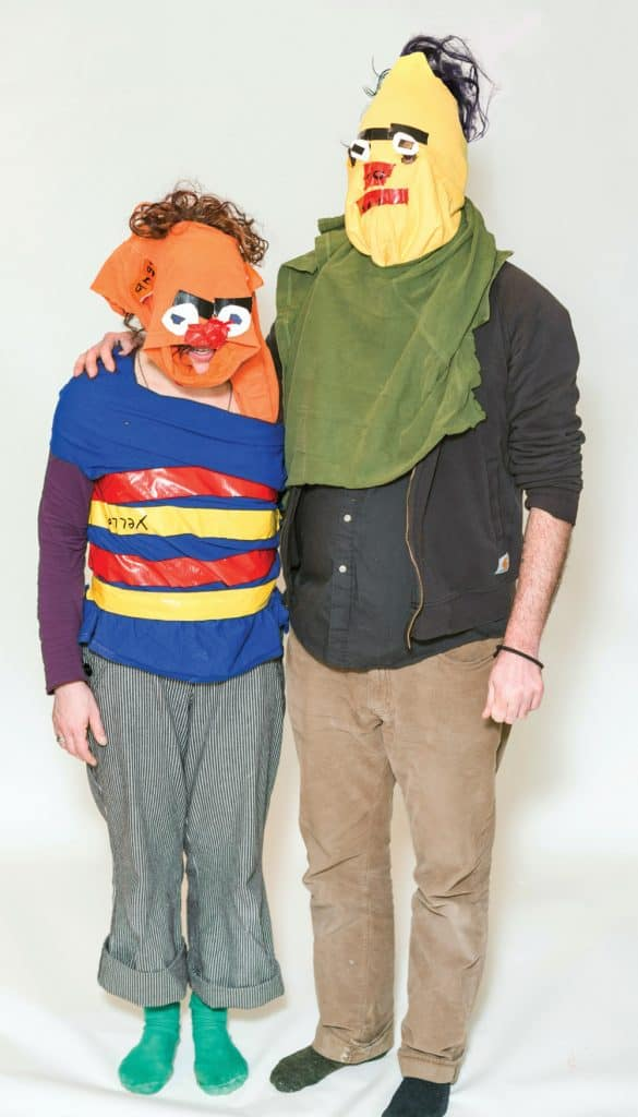 """Ernie and Bert"" from What Ever It Takes 