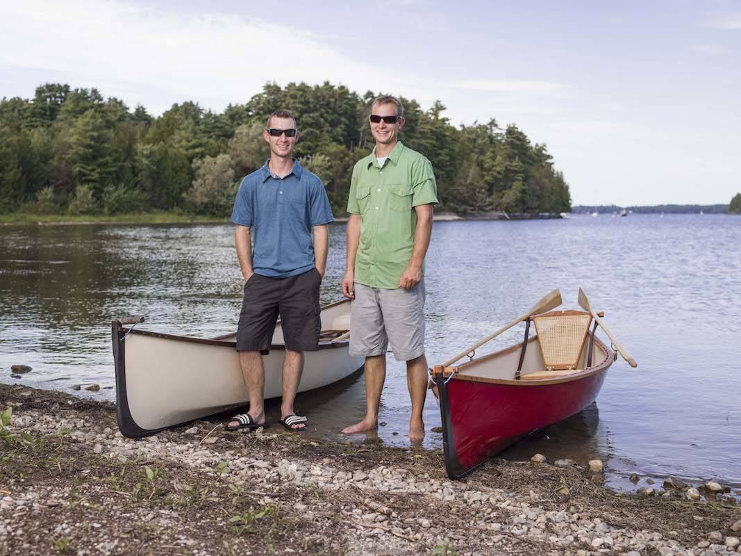 Adirondack Guideboat, Vermont