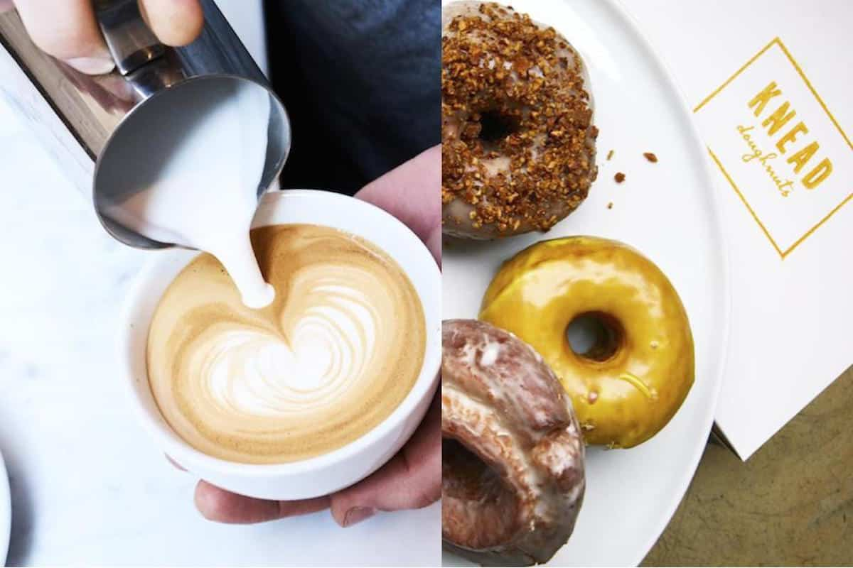 Coffee, Doughnuts, and Community Building