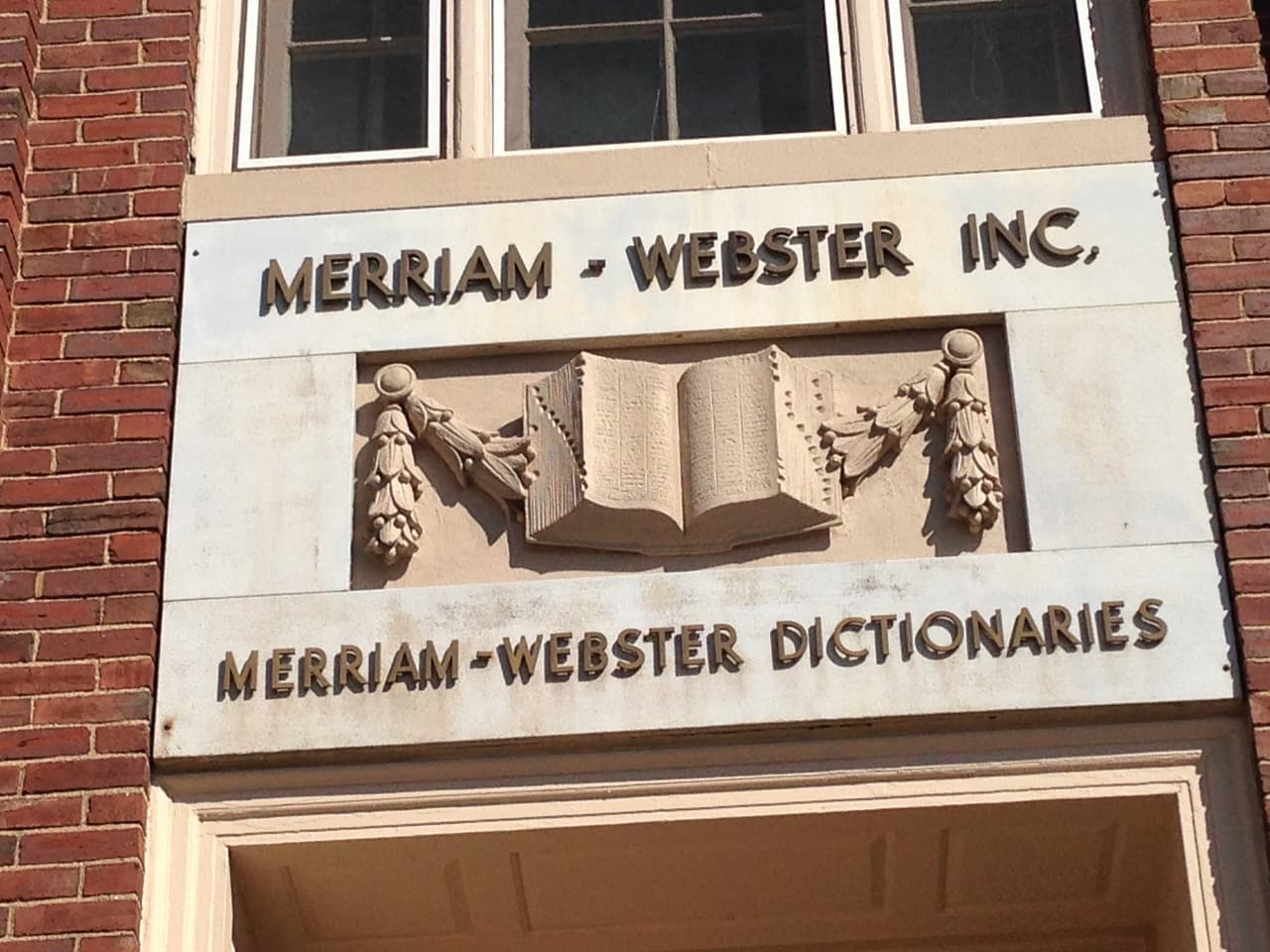 Merriam-Webster, Springfield Massachusetts