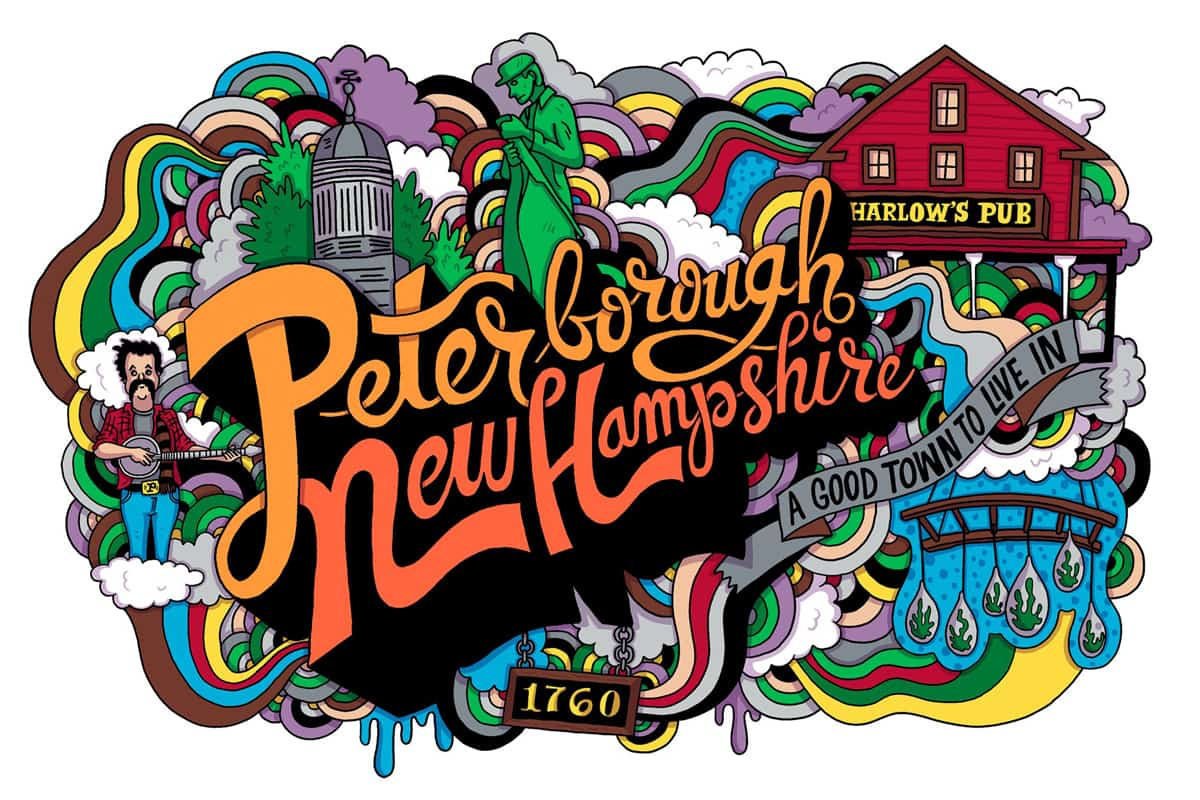 Fresh Eyes on Peterborough, New Hampshire