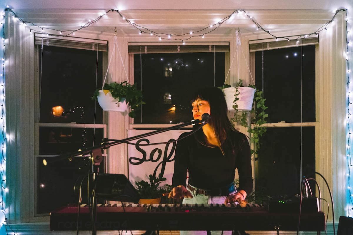 Rooftop Rock from Sofar Sounds