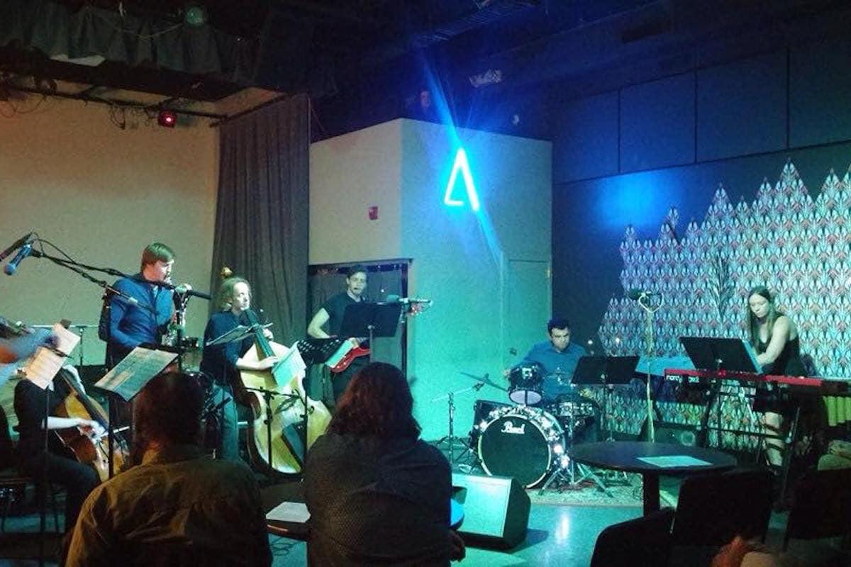 verdant vibes ensemble, live music, Providence