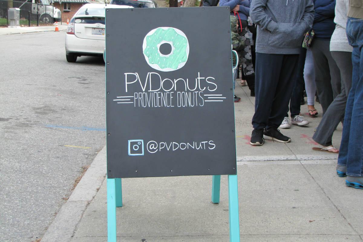 PVDonuts, Providence Rhode Island
