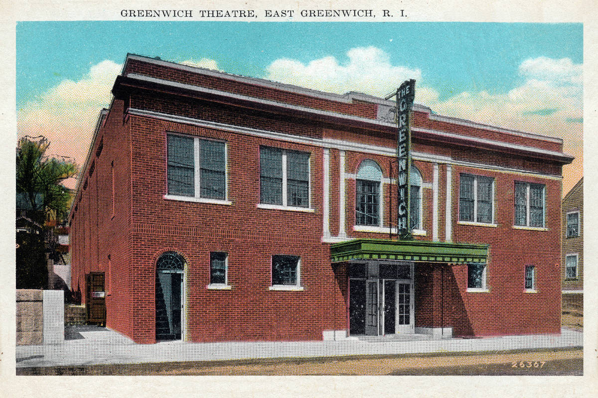 Greenwich Odeum, East Greenwich Rhode Island, live music