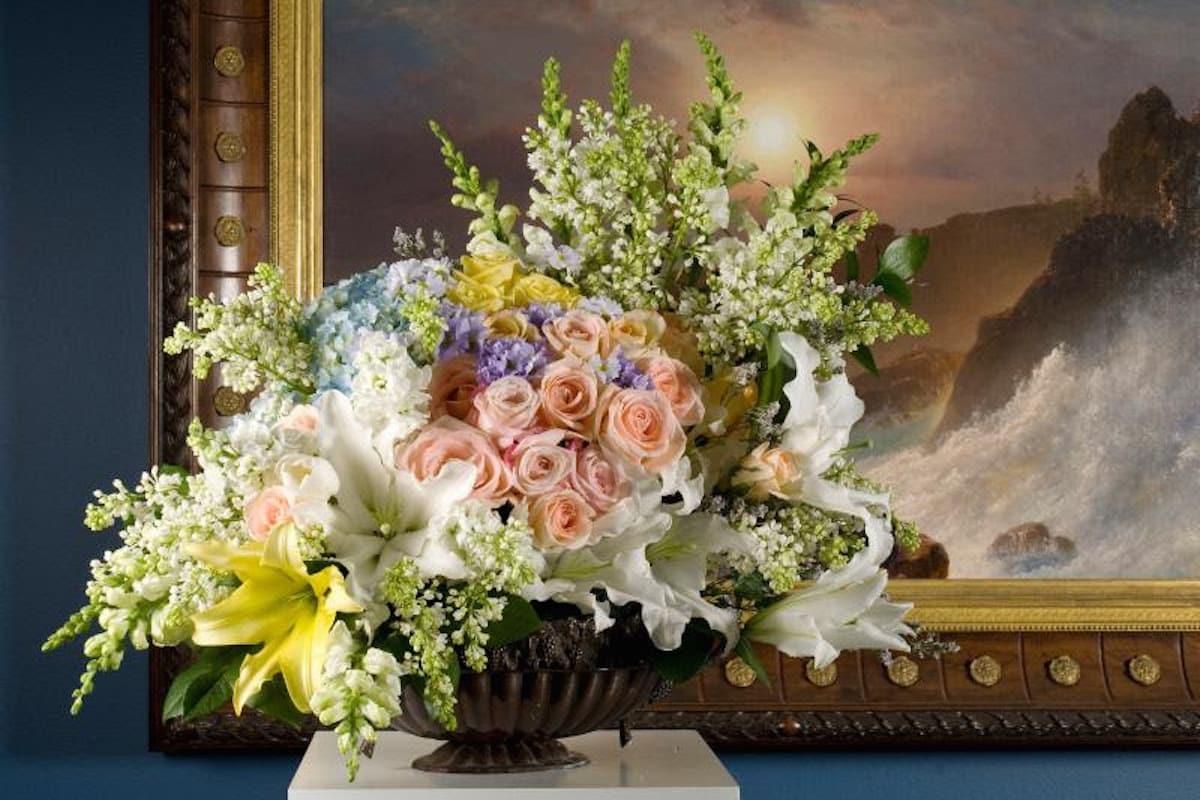 Celebrating Fine Art and Flowers in Hartford