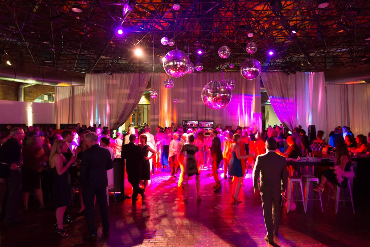 BCA Ball & Disco Under the Dome 2017 Image Via http://www.bcaonline.org/bcaball.html