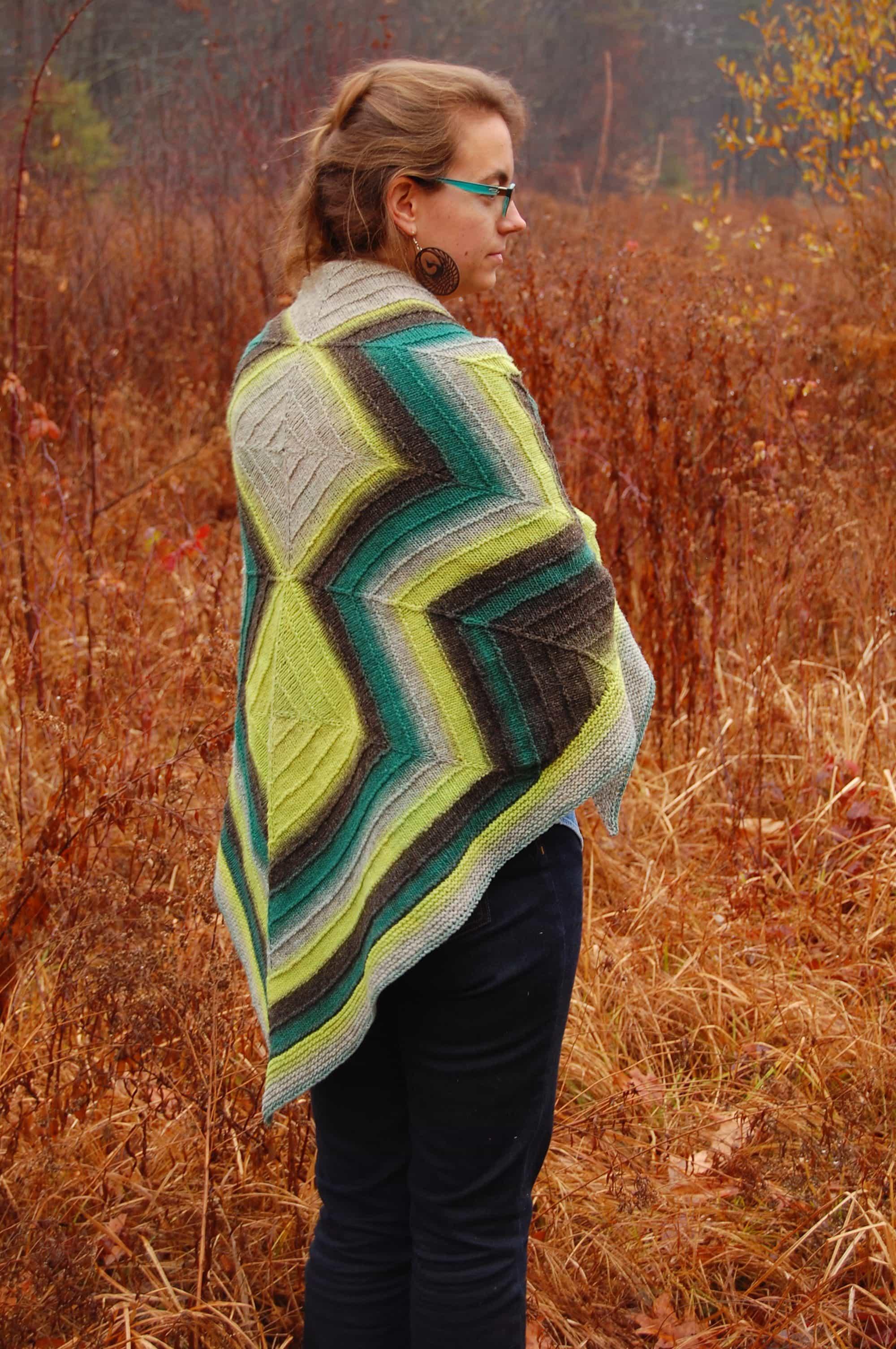 Bristol Ivy, knitwear designer, Maine