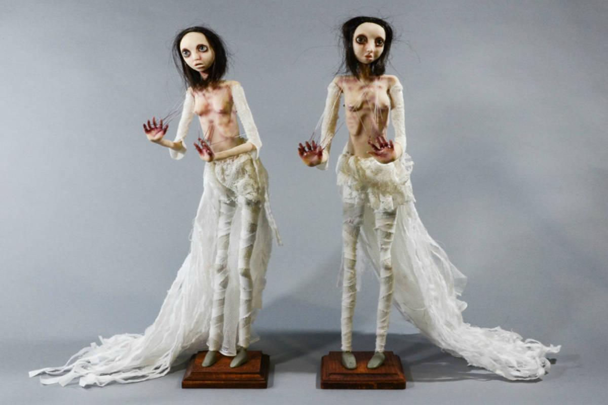 Beth Robinson, Hooks, Strange Dolls Vermont