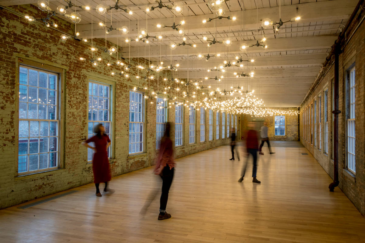 The Ever-Expanding MassMoCA