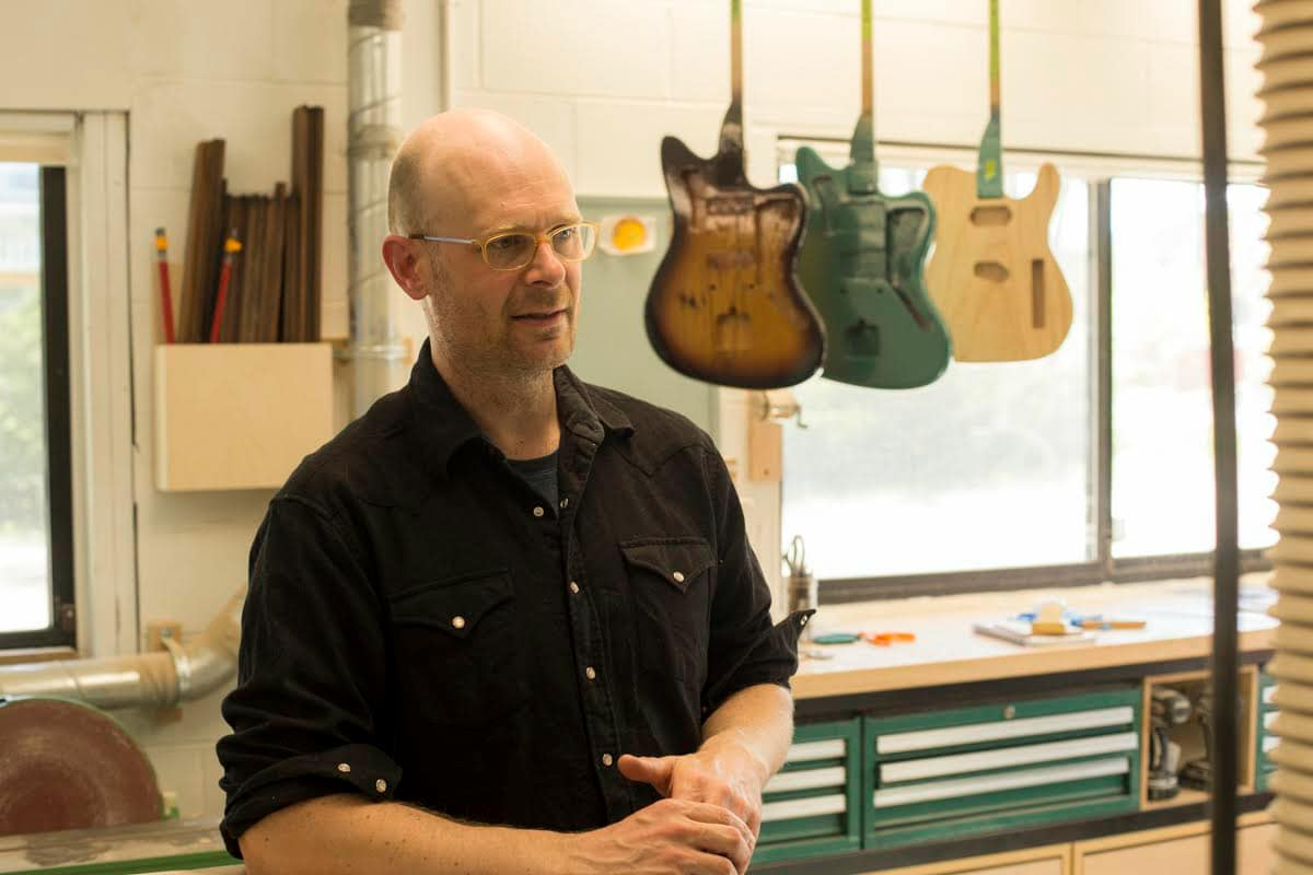 Creston Lea, Creston Guitars, Vermont