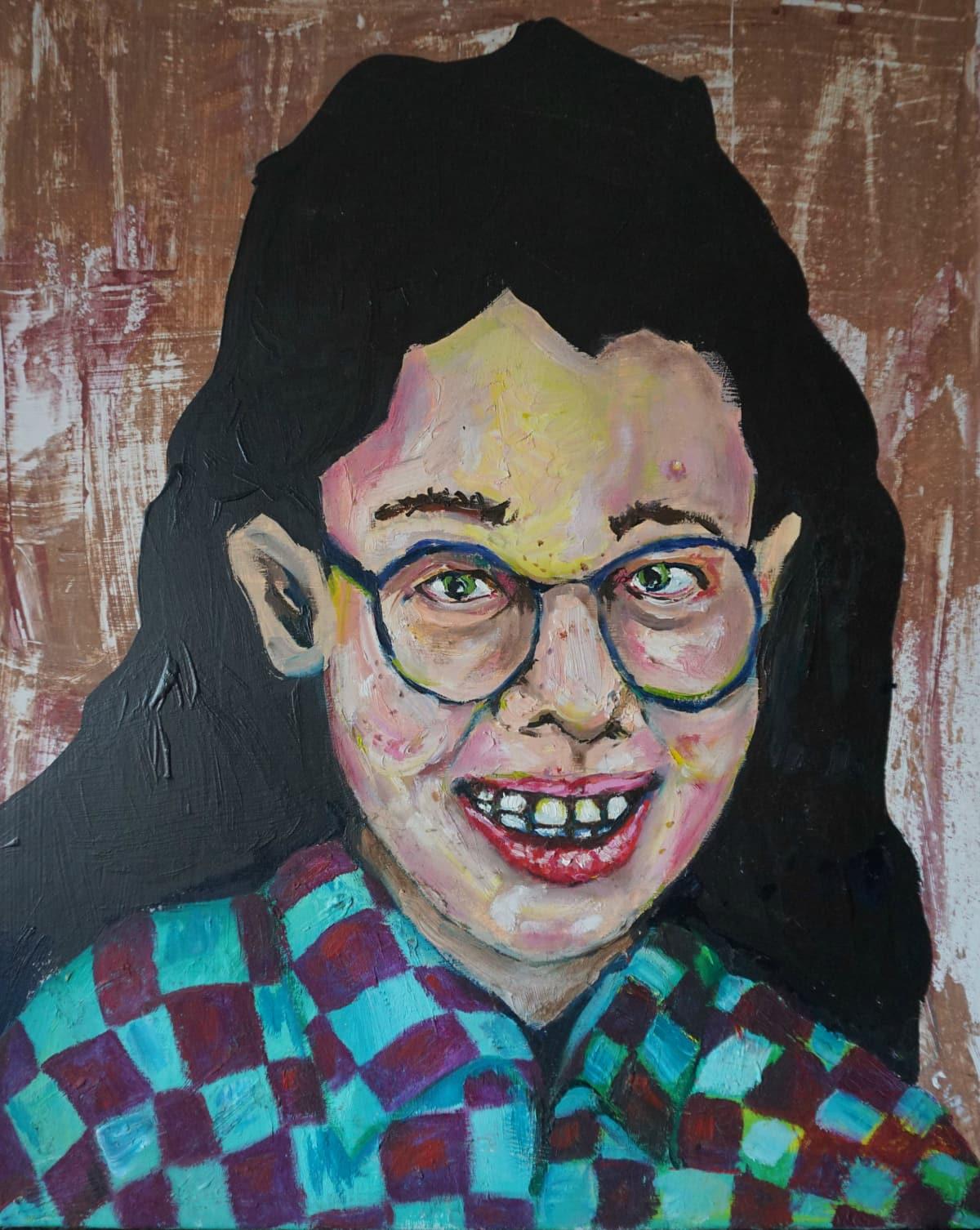Casey Spectacular, Connecticut artist, Poor Casey
