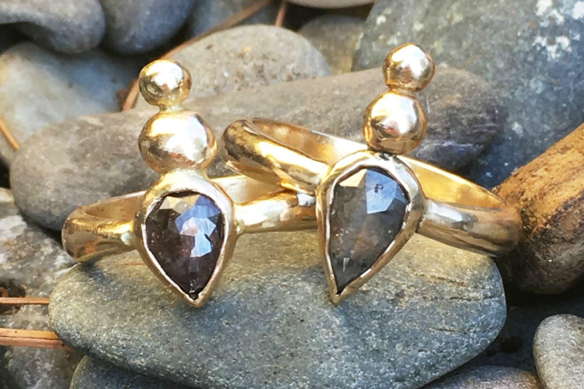 Pamela DeSantis, Honey Tribe Jewelry, Maine