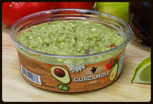 Mild Guacamole | Photo via Chica De Gallo's website