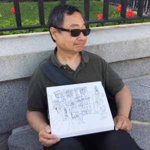 Boston Artist March, June 14