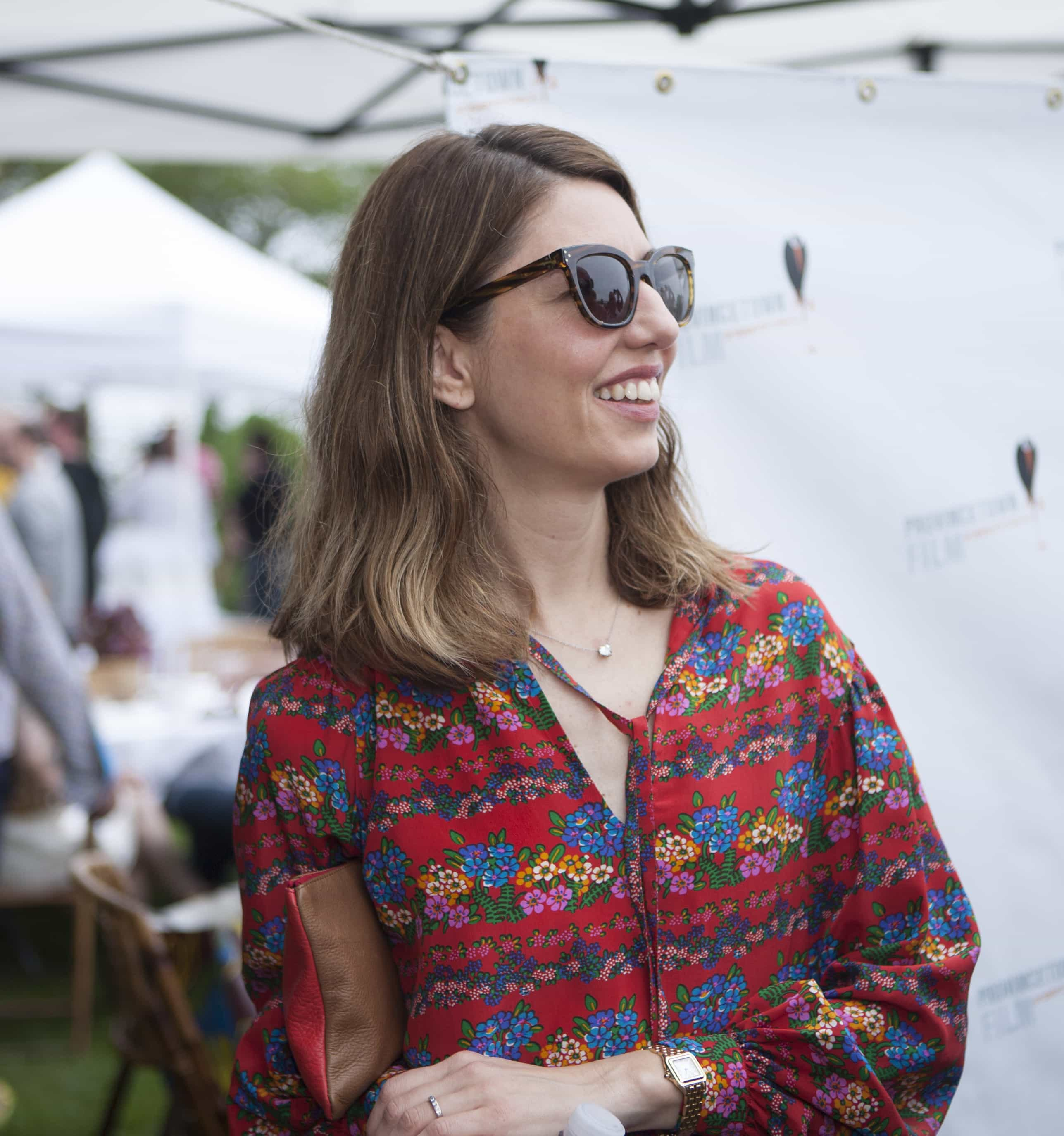 PIFF 2017. Sofia Coppola, Mae Gammino photo