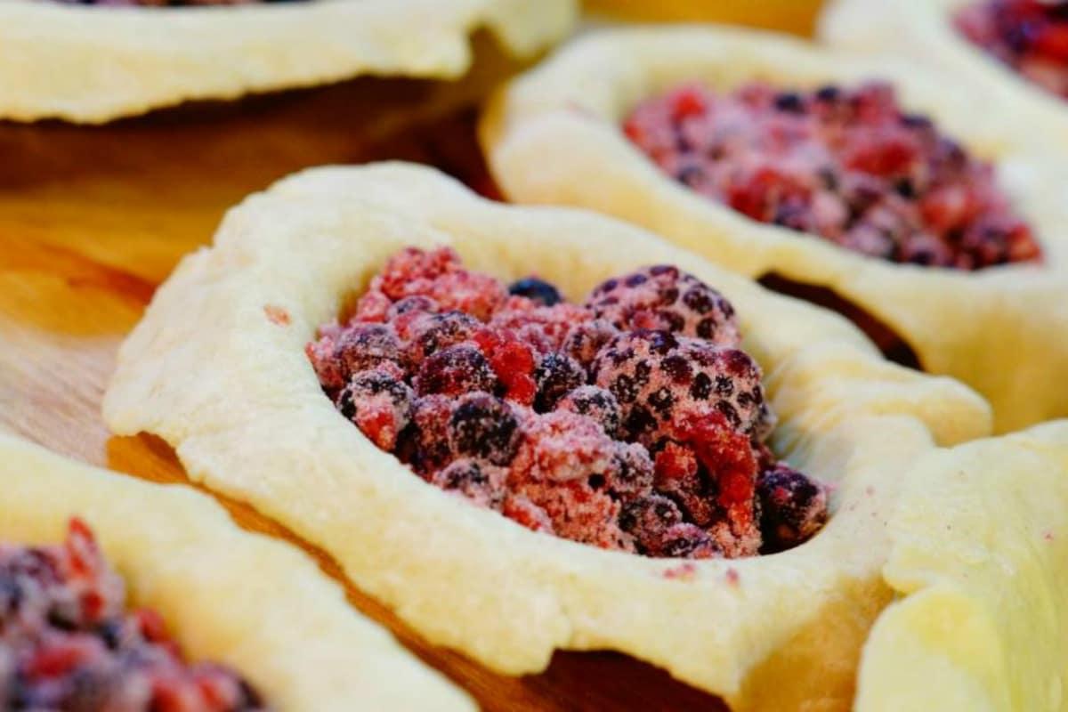 Portland Food Festival. TFC Bakery mini-pies
