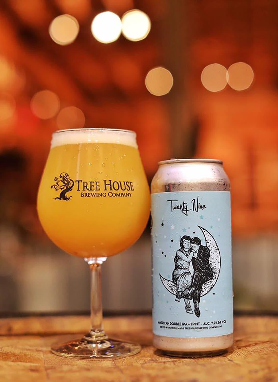 Dean McKeever, Tree House Brewery, no. 29 Curiosity Beer