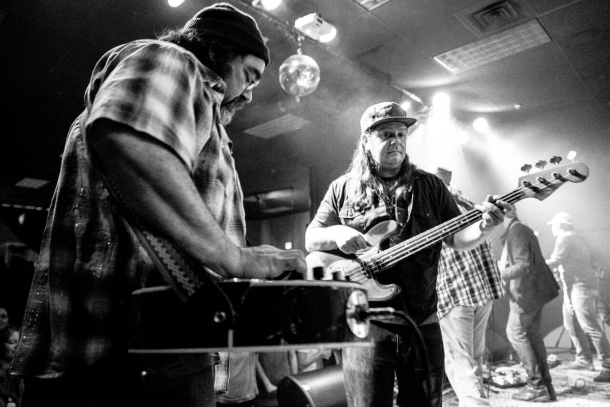 Mallet Brothers Band, Maine music