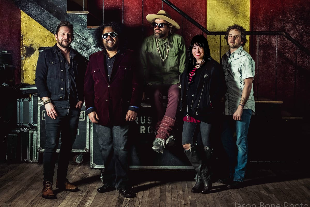 Artspace in New Haven, Rusted Root