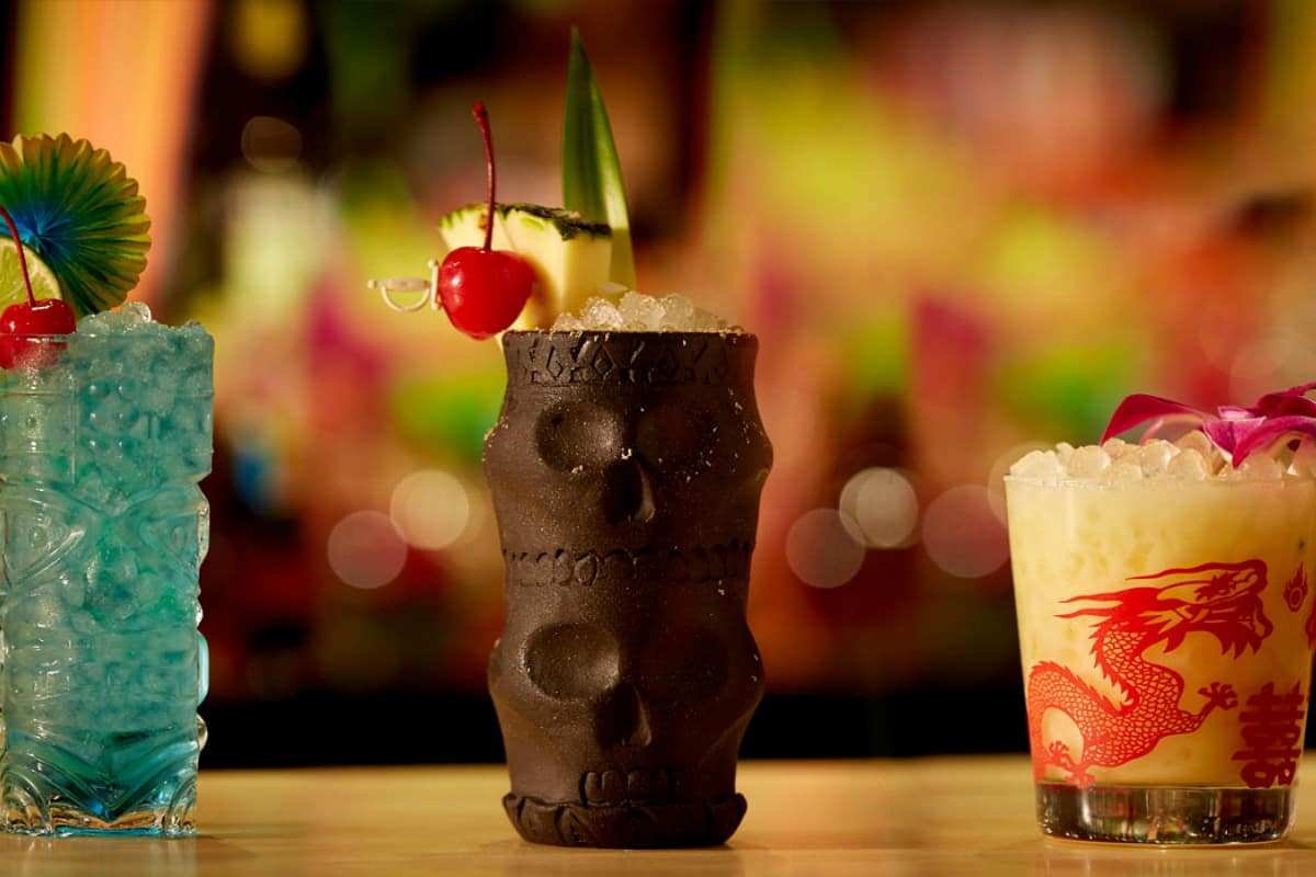 Grab Your (Mini) Umbrellas: A New England Tiki Bar Roundup