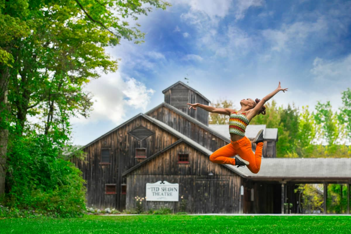 Pamela Tatge, Jacob's Pillow Dance Festival, Camille A. Brown, photo by Christopher Duggan,