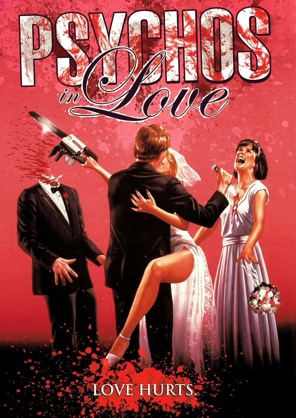 Psychos in Love, Vinegar Syndrome film restoration