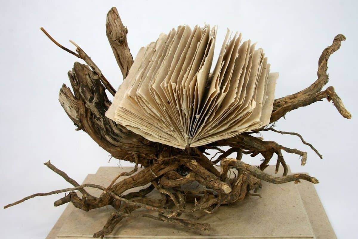 Susan Gaylord, Spirit Book | Photo courtesy of the artist