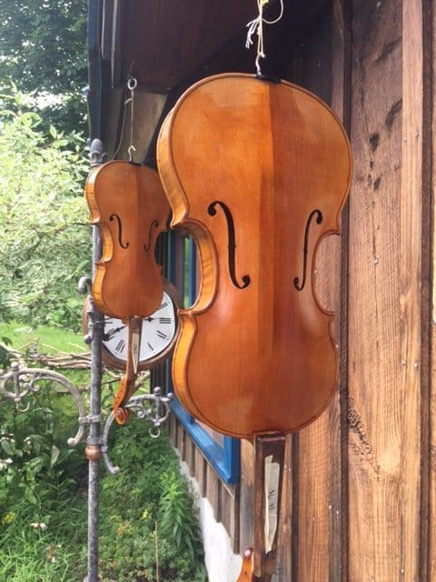 Douglas Cox, Cox Violins