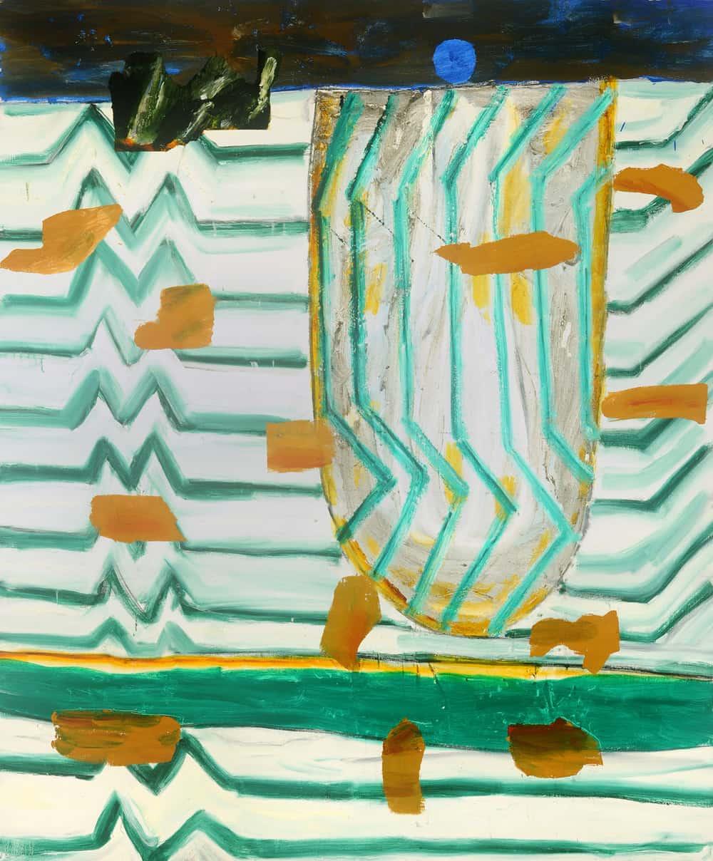 Island, John Walker, painter