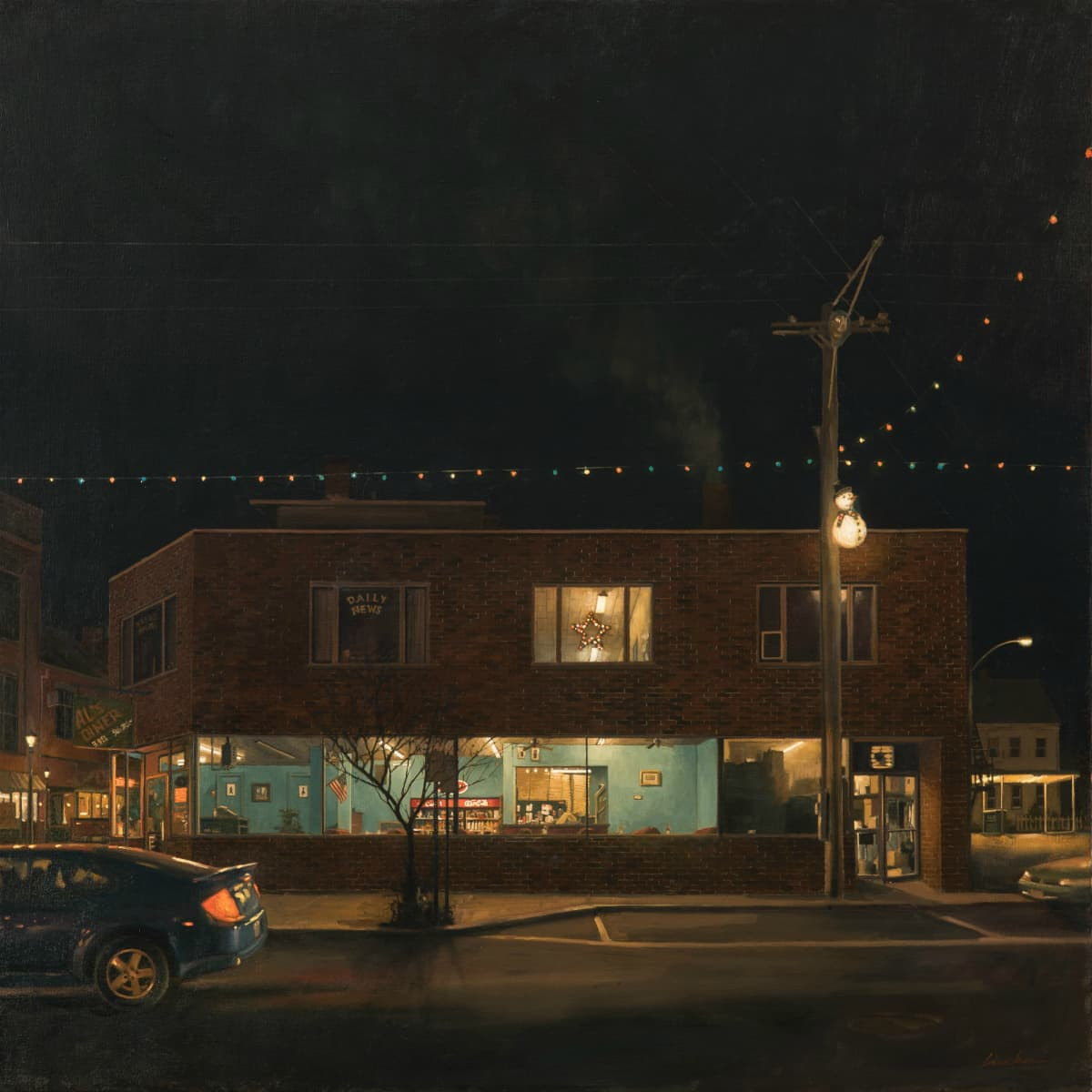 TAKEOUT, Linden Frederick, Night Stories
