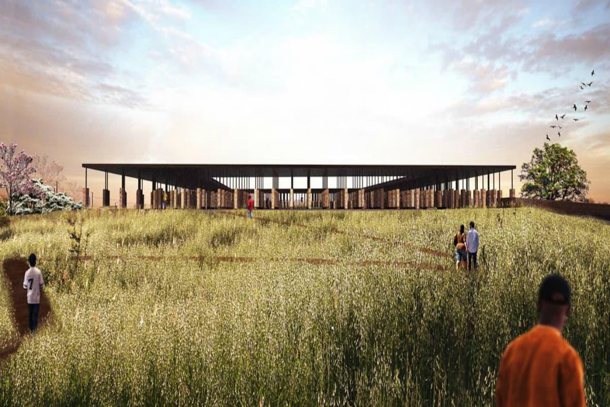 National lynching memorial, Mass Design Group, EJI