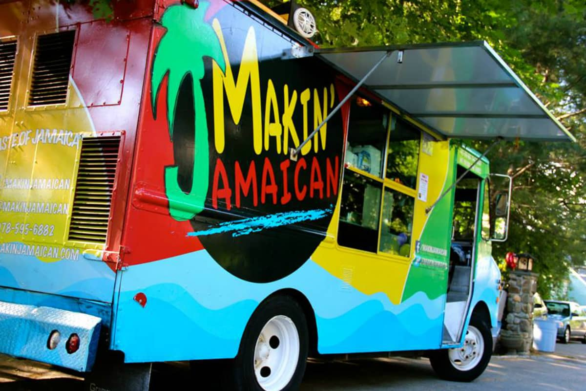 New England Food Truck Festival, Makin' Jamaican